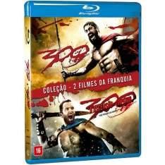 [Submarino] Blu-Ray: 300 + 300: A Ascensão do Império (2 Discos)