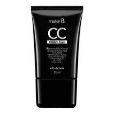 [O Boticário] CC Cream 7 em 1 Make B. por R$49