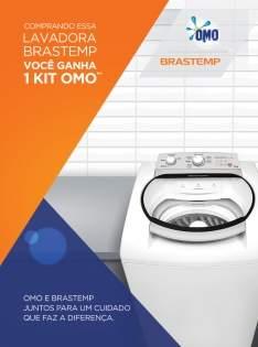 [SUBMARINO] Lavadora de Roupas Brastemp 11kg BWS11 por R$ 998