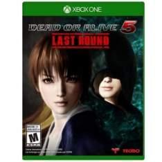 [Ricardo Eletro] Jogo Dead or Alive 5: Last Round para Xbox One (XONE) - Koei por R$ 27
