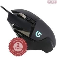 [CISSA MAGAZINE] Mouse Gamer Logitech Proteus Spectrum G502 Preto - R$265