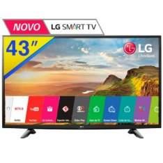 [Clube do Ricardo] Smart TV LED 43 LG Full HD com WiFi Integrado, Painel IPS, Miracast e WiDi, Conexões HDMI e USB, Bivolt - 43LH5700 por R$ 1900