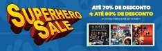 [PlayStation Store] Promoção Superhero Sale, até 80% de desconto