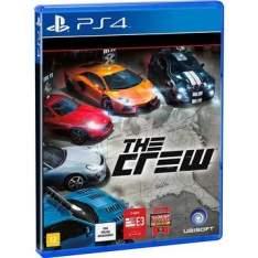[Walmart] The Crew  (Versão em Português) - PS4 por R$ 50