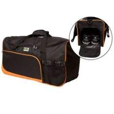 [Ricardones] Sacola p/ prática de Esportes Excel Bag em Poliéster com Compartimento para Tênis ou Roupa Suja por R$40