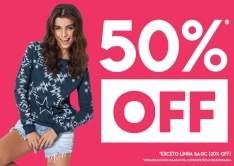 [PlanetGirls Store] 50% de desconto em todo site (uma das linhas com 20%)