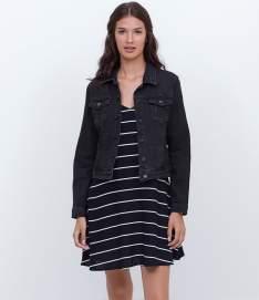[Renner] Jaqueta Blue Steel em Jeans - por R$80