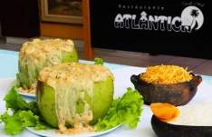 [Peixe Urbano] Restaurante Atlântica – Camarão no Coco a partir de R$ 100