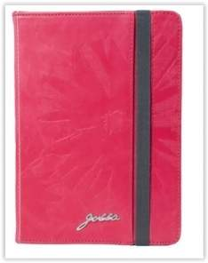 """[Saraiva] Capa Folder Universal Golla Angela G1559 Rosa Para Tablets Até 10.1"""" por R$ 19"""
