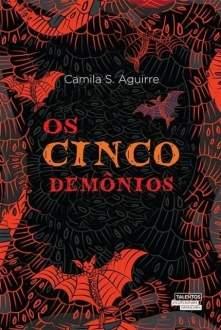 [Saraiva] Os Cinco Demônios - R$10