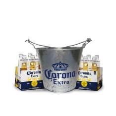 [Emporio da Cerveja] 12 CORONAs e Balde - R$ 65
