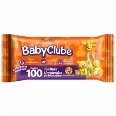 [Panvel] 100 Toalhas Umedecidas Panvel Baby Clube - por R$11