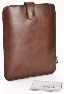 [SARAIVA] Sleeve Em Couro Notecare Nc123 Conhaque Para iPad