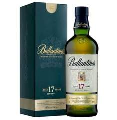 [Efacil] Whisky Escocês 17 Anos Ballantine's 750ml - R$150,63