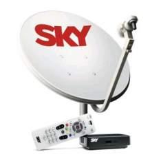 [Clube do Ricardo]  Antena Parabólica Sky