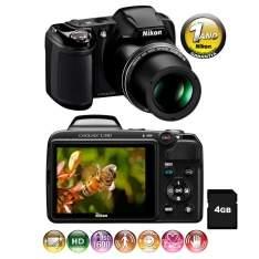 [Casas Bahia] Nikon Coolpix L330 20.2 Megapixels por R$300