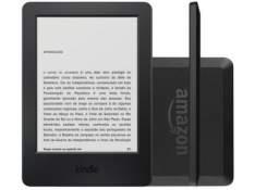 [Clube da Lu] Kindle 7ª geração, Wi-fi, 4GB, tela 6' - R$199,00