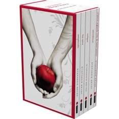 [Americanas] Box Saga Crepúsculo (5 livros) - R$25