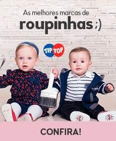 [Bebê Store] Blusinhas infantis a partir de R$6 + cupom