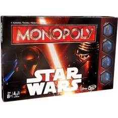 [Americanas] Jogo Monopoly Star Wars - Hasbro - R$92