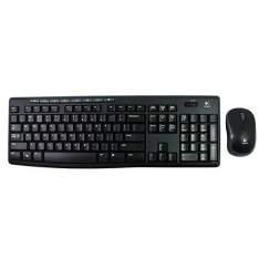 [Submarino] Teclado e Mouse Logitech Wireless Combo MK270 por R$100