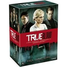 [Americanas] Box DVD True Blood: A Série Completa 1-7 Temporada (33 Discos) - R$61,59