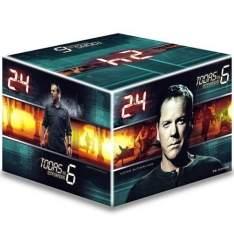 [SUBMARINO] Coleção 24 Horas - 1ª a 6ª Temporada (36 DVDs) - R$ 140,71