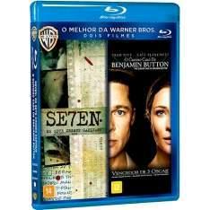 [Americanas] Blu-Ray - Dose Dupla - Seven + O Curioso Caso de Benjamin Button R$9,99