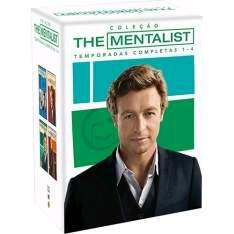 [Americanas] DVD Coleção The Mentalist: 1ª a 4ª Temporadas Completas - R$35,19