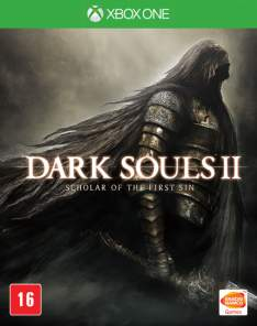 [Saraiva] Dark Souls II - Scholar Of The First Sin - Xbox One por R$ 90