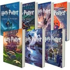 [Submarino] Coleção Harry Potter, Saga Completa (Versão Scholastic) - Por R$ 79.90