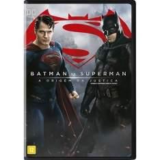 [SUBMARINO] - Batman vs Superman - A origem da Justiça - 29,90