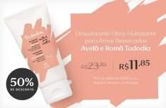 [Rede Natura] Hidratante para áreas ressecadas de Avelã e Romã - 11,85