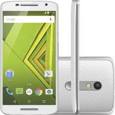 """[Submarino] Smartphone Motorola Moto X Play Colors Dual Chip Android 5.1 Tela 5.5"""" 32GB 4G Câmera 21MP e Processador Octa-core Cartão Submarino: 1x de R$ 1.259,90"""