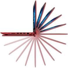 [Americanas] Notebook 2 em 1 HP 11-N226BR Intel Celeron 4GB 500GB LED 11,6 Windows 10 Touch - Vermelho por R$ 1305