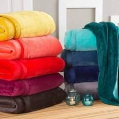 [Shoptime] Cobertor casal - R$ 69,99