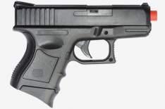 [Walmart] Pistola Airsoft Walmart Blackout R$ 60 temers Frete Grátis