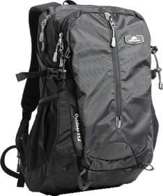 [Walmart] Mochila Ozark Trail 35 Litros com Porta Notebook Preta - R$70