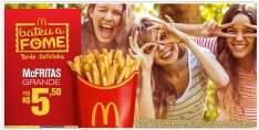 [Mc Donalds] Mc Fritas GRANDE por R$ 6