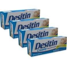 [Walmart] Leve 4 Pague 3 Pomadas para Assaduras Creamy 113g Desitin - R$111