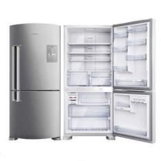[RicardoEletro] Refrigerador/Geladeira Brastemp Frost Free 573 Litros - 3.324,05
