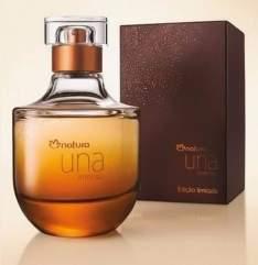 [Natura] Natura Una Deo Parfum Feminino - 75ml - R$ 120 Frete Grátis