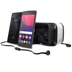 [Alcatel-Shop]SMARTPHONE ALCATEL IDOL4 + ÓCULOS VR  - 1529,10 no boleto