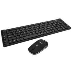 [Clube do Ricardo] Mouse + teclado sem fio - R$ 59.90