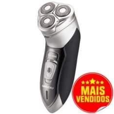 [Clube do Ricardo] Barbeador elétrico Mallory - R$ 55