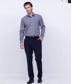 [Renner] 2 camisas sociais masculinas por R$99