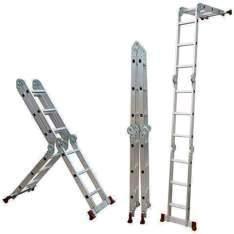 [Extra] Escada Articulada 12 Degraus - R$ 170