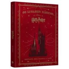 [Fnac] Livro Os Lugares Mágicos dos filmes de Harry Potter - R$60