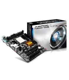 [GIGANTEC] Placa Mãe AsRock N68-GS4 FX Micro ATX AMD AM3+ - R$ 265