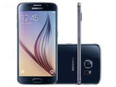 "[Magazine Luiza] Smartphone Samsung Galaxy S6 32GB Preto 4G - Câm. 16MP + Selfie 5MP Tela 5.1"" WQHD Octa Core por R$ 1999"